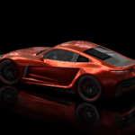 3D Fahrzeug Render